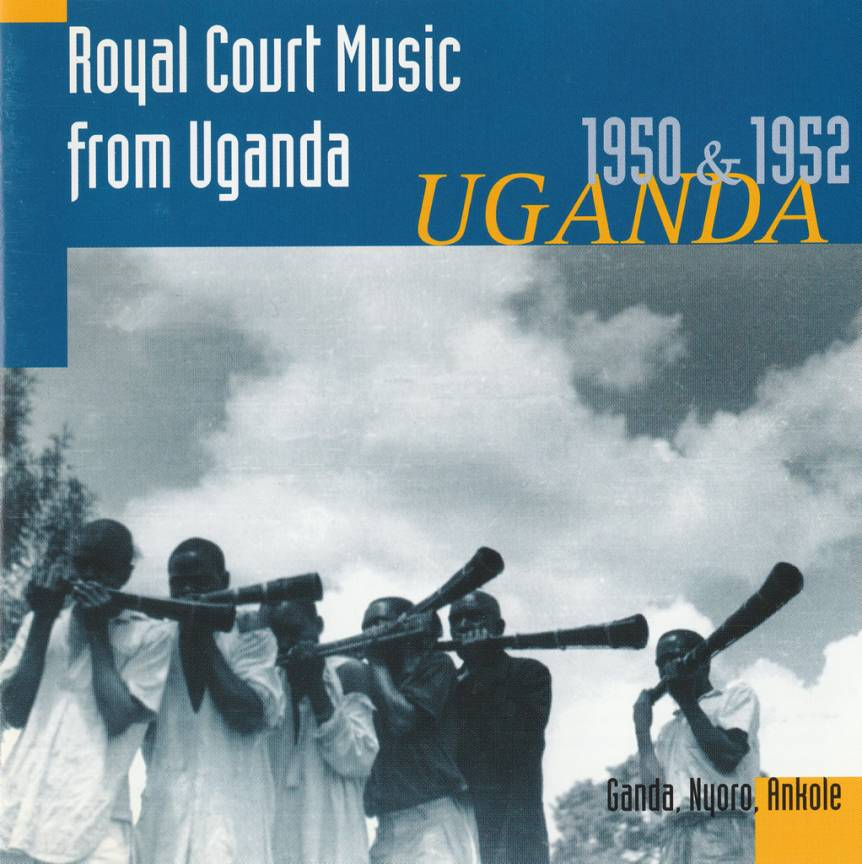 Royal Court Music from Uganda