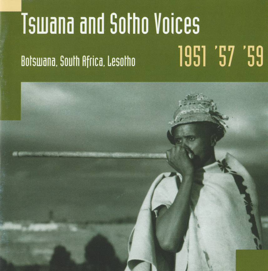 Tswana and Sotho Voices