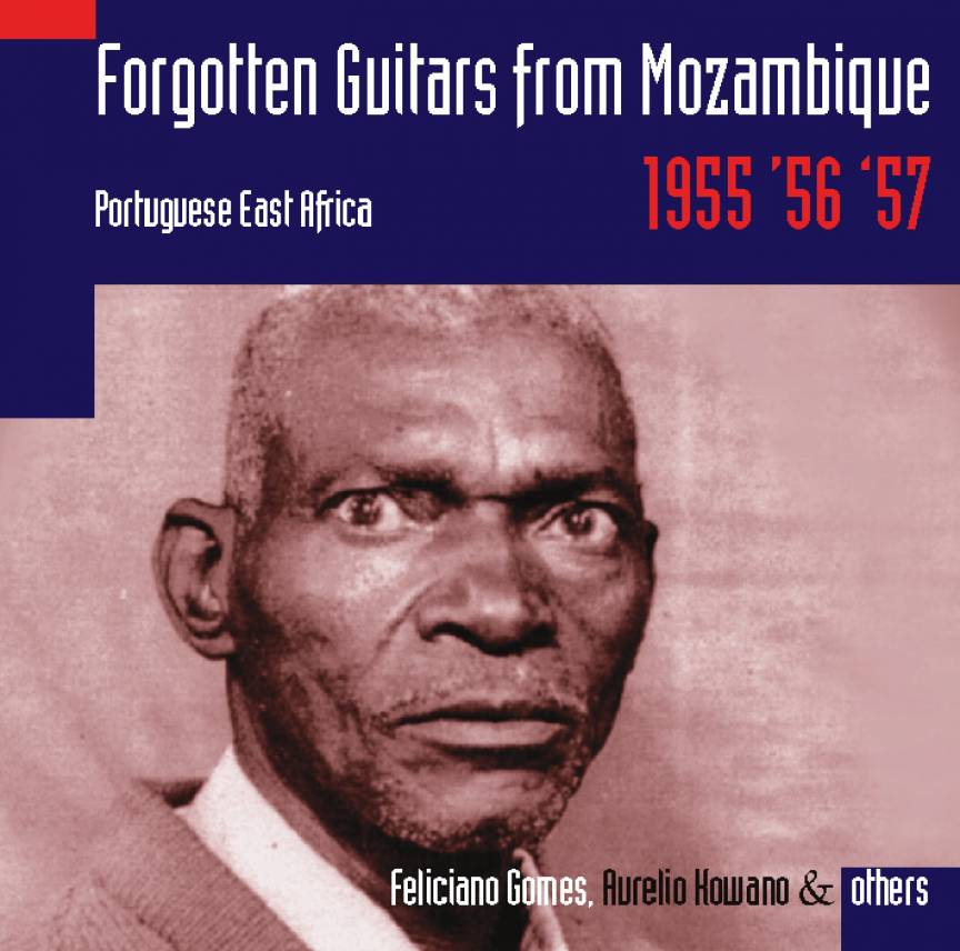 Forgotten Guitars from Mozambique