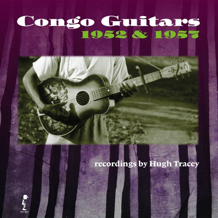 Congo Guitars 1952 and 1957    LP