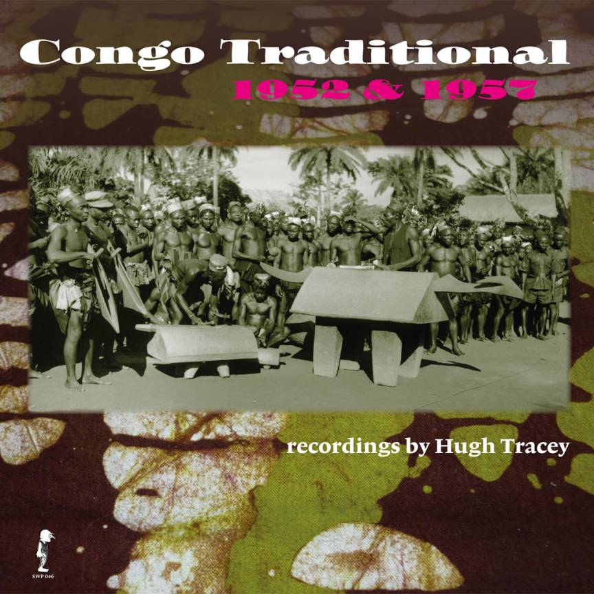 Congo Traditional 1952 and 1957   LP
